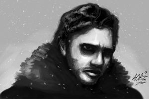 Robb Stark by Torvald2000