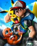 Ash Ketchum by axouel2009