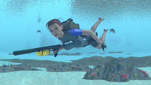 Classic Raider 20 by tombraider4ever