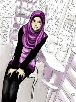 friends cousin by cahaya-pemimpin