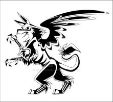 Gryphon Decal 1 by KM-cowgirl