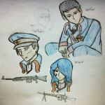 The Steiner Family by Fil101