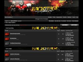 BSX Forum Skin by witnessGFX
