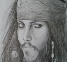 Jack Sparrow by Proper-goodbye