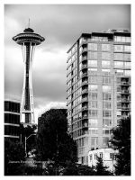 Space Needle 02 by JForbes1701
