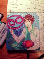 Oikawa the Cancer by Ghoulsnap