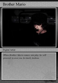 Brother Mario I.D. by Brother-Mario