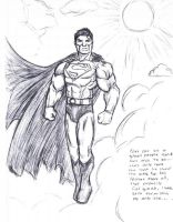 supes sketch by zSwan