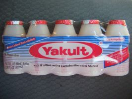 Yakult Pack by Seattle-Storm