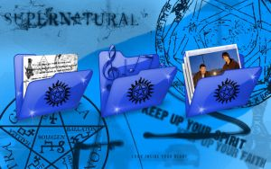 Supernatural Icons by MissHeroes94