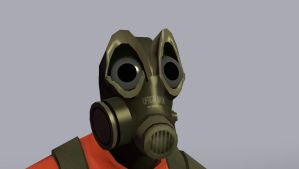 Psychologically Scarred Pyro by bioshocked1337