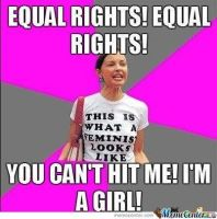 Equal Rights!!! by JRPphoto
