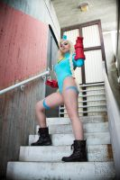 Cammy White (Street Fighter) by Shinigami-X