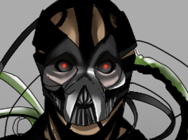 Bane Preview by LavaPixie