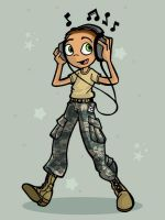 Tunes! by MauserGirl
