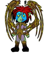 Kerrigan: Queen of... Muffins by silverbolt2012