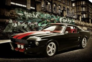 67 Mustang by lovelife81