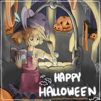 Halloween Prep by Angelized