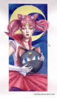 Sailor Mini Moon by CoalRye
