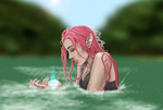 Water Summoner by A44Design