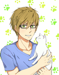 Free! - Makoto by FlyingNoodles