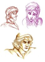 frozen sketches by thereina