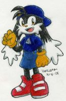 Klonoa +first attempt+ by VanillaREM