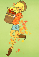 Harvest Season by GiraffeWizardry