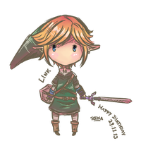 Linky Linky Link huhuhuh by ChromeXVII