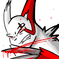MS Zangoose by DrawFag159381