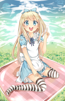 :::Alice in Anime Land::: by hyuugalanna