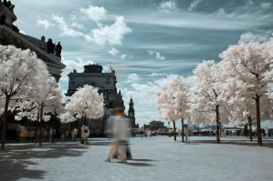 Infrared City 2 by OrangeUtan