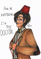 DW- Ask me anything, I'm the Doctor by KendallNS