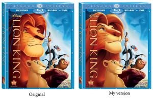 The Lion King cover edited... by Memkra