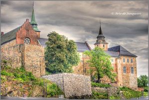 The Castle by Arte-de-Junqueiro