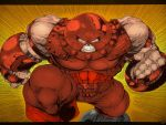 Here comes the Juggernaut by statman71