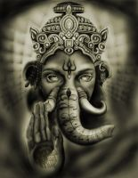 GANESH by jasonwave