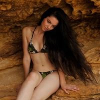 Rosie - cave girl 2 by wildplaces