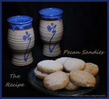 Pecan Sandies... the recipe by LadyAliceofOz