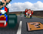 Retro Race 'Mario Kart' by RETROnoob