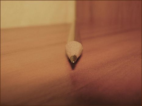 Just a pencil by bloooogis