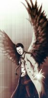 Castiel by NamesroH