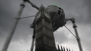 ''One appeared above Big Ben...'' by Mr-Nike