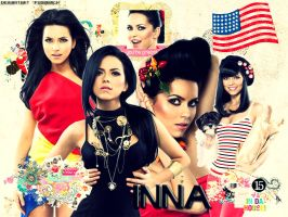 INNA Blend by pudinmich