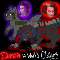 .:FA:. Demon in Wolf's clothing by KadoAngel13