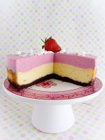 Neapolitan Cheesecake by dabbisch