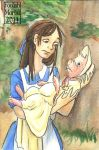 Alice and the Pig Baby by lissa-quon
