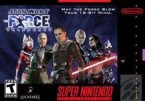 Super NES Force Unleashed by FenrirBralor