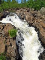 Great Falls of the Potomac 60 by Dracoart-Stock