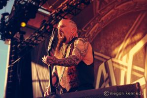 Slayer - Kerry King by abuseofreason